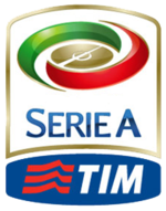 Лого Италия. Серия А