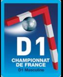 Лого Франция. 1 дивизион