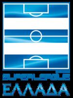 Лого Греция. Суперлига