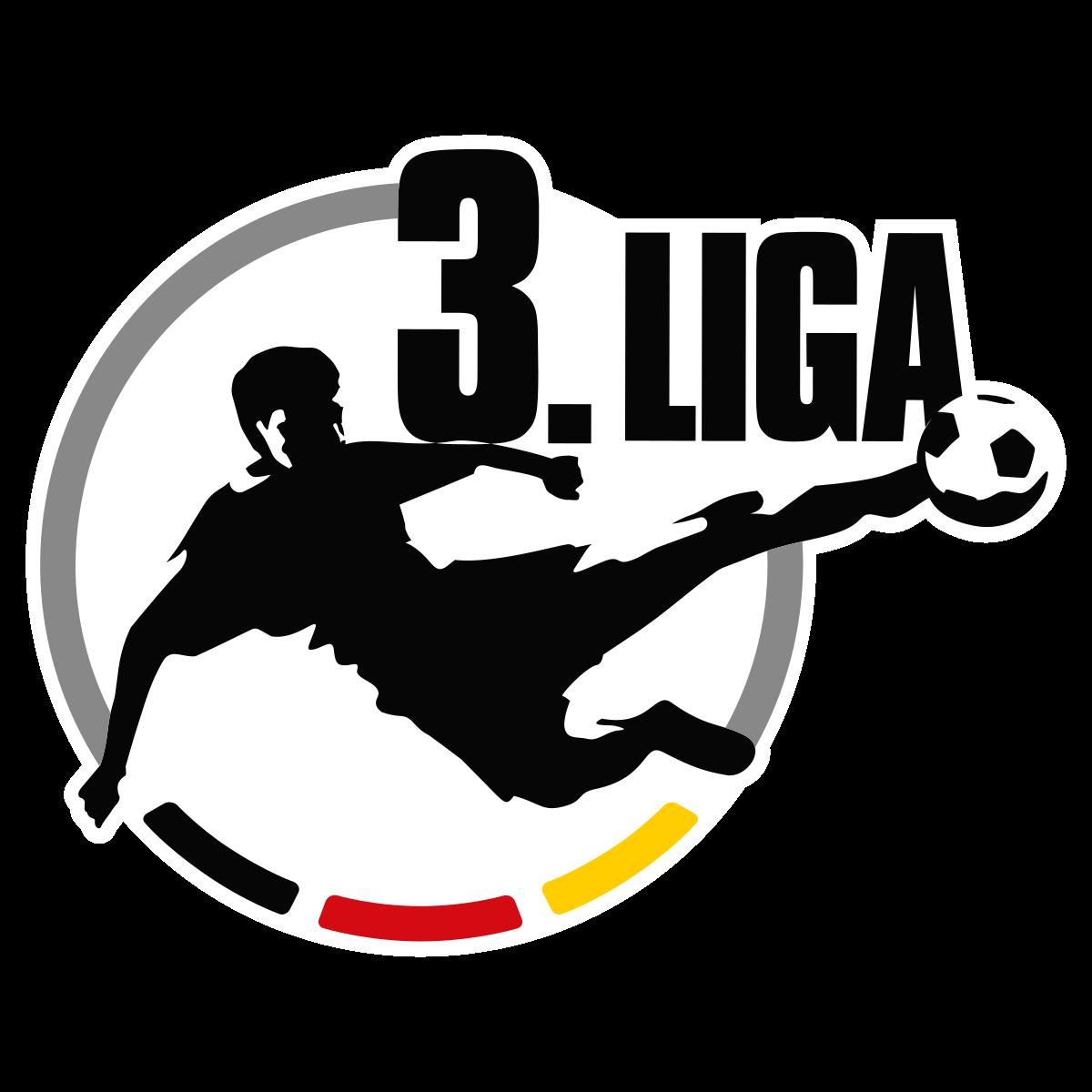 Лого Германия. Бундеслига 3