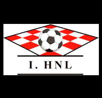 Лого Хорватия. 1 лига