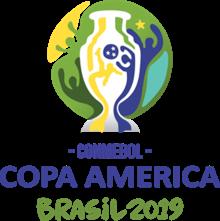 Лого Кубок Америки 2019