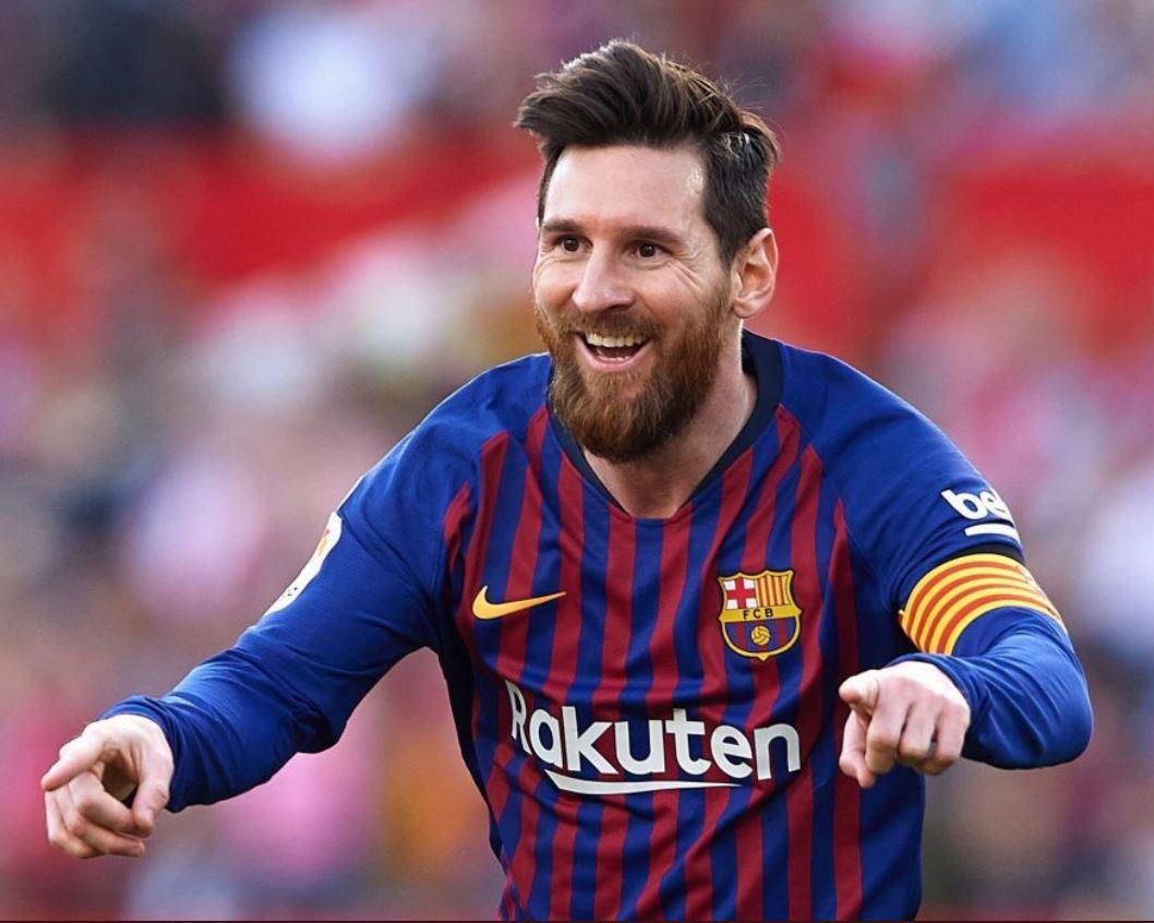 Хет-трик Месси принес «Барселоне» волевую победу над «Севильей»